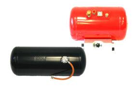 Brenngas-Zylindertanks