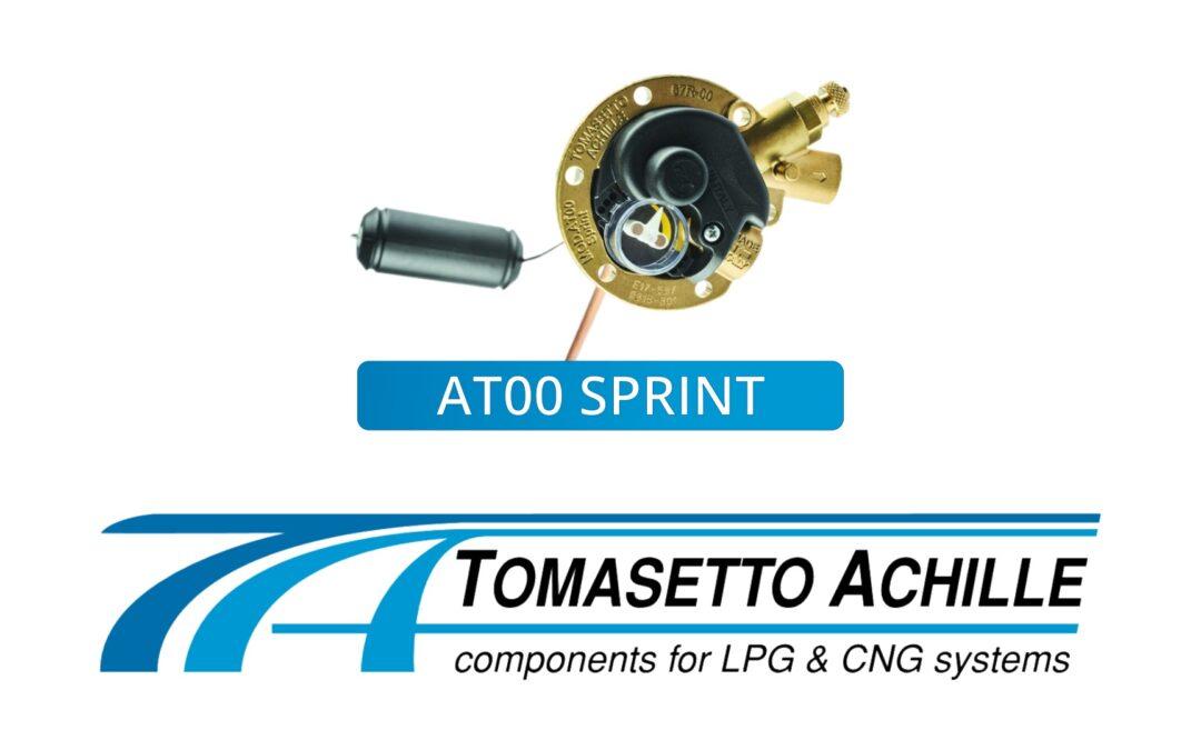 Jetzt verfügbar: Tomasetto AT00 SPRINT Multiventile