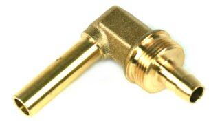 DREHMEISTER Winkelstück 90° Rohrstutzen 8mm für Flexleitung 8mm