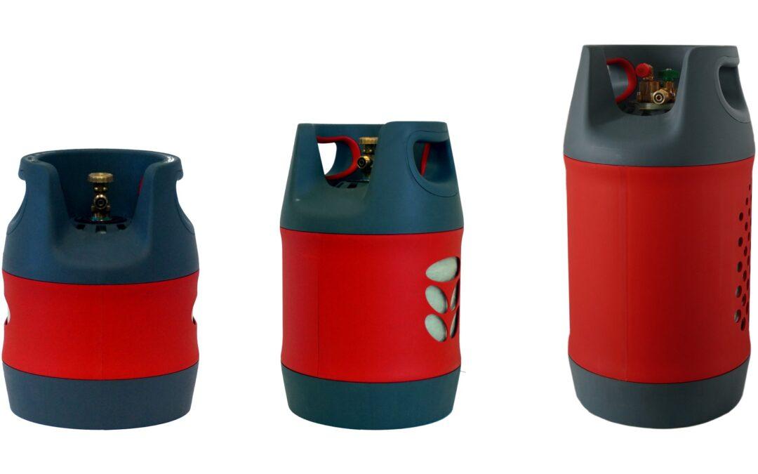 Ab sofort lieferbar – Komposit Tankflaschen mit TÜV bis 2030