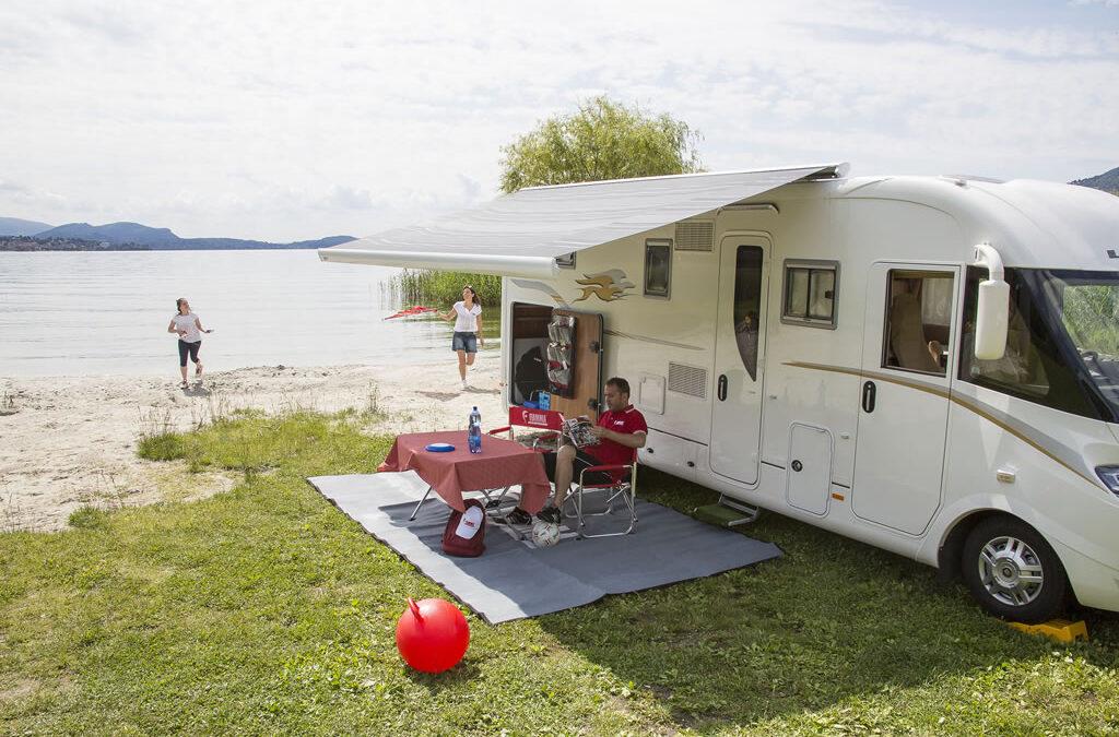 Fiamma Markisen für Wohnmobile, Wohnwagen & Camper