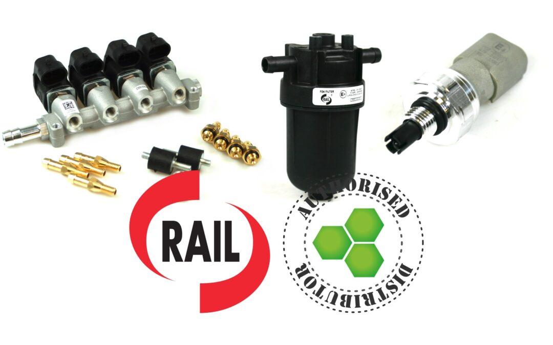 HybridSupply ist offizieller RAIL Distributor
