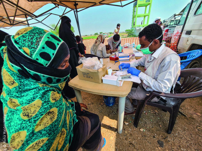 IDP Mobile Klinik in Abs