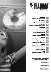 Montage- und Gebrauchsanleitung TURBO VENT