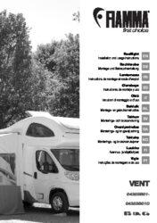 Montage- und Gebrauchsanleitung Dachhaube VENT