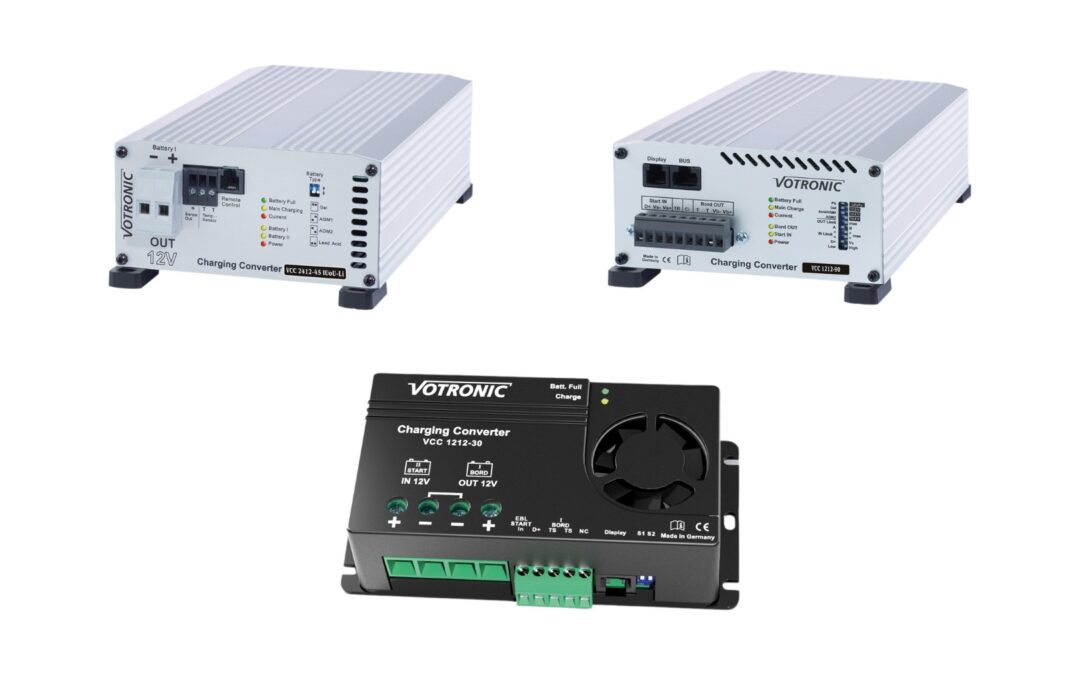 Lade-Wandler, B2B-Ladegeräte von Votronic