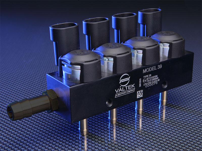 Valtek 39 LPG/CNG Rail ersetzt Valtek 34